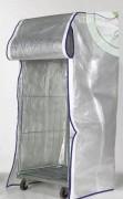 Housse isotherme palette - Épaisseur : 4 mm   -  Deux couches d'aluminium