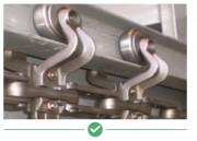 Huile lubrifiante pour roulements à température extrême - Lubrification des roulements jusqu'à 300 °C