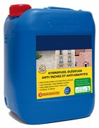 Hydrofuge et Oléofuge anti graffitis - Protection totale de tous les matériaux poreux du bâtiment