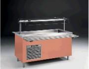 Ilot réfrigérant - 0.37 kW - 5 bacs