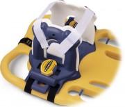 Immobilisateur de tête pour brancard - Dimensions (L x l) cm : 40 x 21