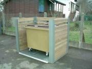 Immobilisateur démontable - Immobilisateur cache conteneurs-5B104