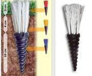 Implants pour traçage - Plusieurs couleurs - Utilisation facile