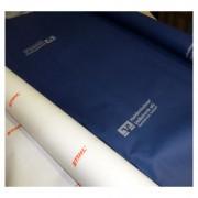 Impression nappe en intissé - Nappe personnalisé en polyester intissé 70 grs/m2