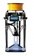 Imprimante 3D Delta - Volume d'impression : 110mm de diamètre pour 190 mm de hauteur