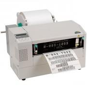Imprimante à transfert thermique - Résolution : 11,8 points/mm (300 dpi)