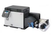 Imprimante d'étiquettes 5 couleurs - Avec technologie LED numérique