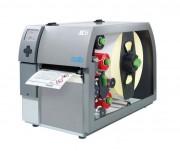Imprimante d'étiquettes transfert thermique deux couleur