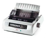Imprimante matricielle 9 aiguilles - Résolution graphique : Jusqu'à 240 x 216 ppp
