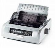 Imprimante matricielle microline 24 aiguilles - Résolution graphique : Jusqu'à 360 x 360 ppp