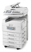Imprimante multifonction OKI couleur A3 - Résolution d'impression : 1200 x 1200 dpi - Résolution de numérisation : 600 x 600 dpi