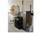 Imprimante poseuse d'étiquette adhésive - Applicateur pneumatique - Pose immédiate  « Turbo-jet »