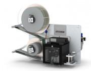 Imprimante pour pose d'étiquettes - Marquage d'étiquettes adhésives