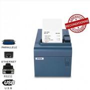 Imprimante tickets thermiques - Vitesse d'impression : 12 lignes/sec