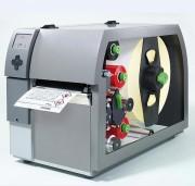 Imprimante transfert thermique 2 couleurs - Résolution : 300 dpi - Vitesse d'impression : 30 - 125 mm par seconde