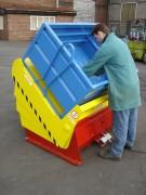 Inclineur une caisse à 90° - Capacité de charge : de 500 kg à 1500 kg