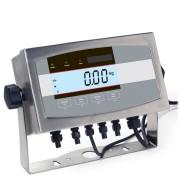 Indicateur de pesage en inox - Boîtier en inox IP66