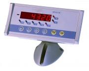 Indicateur de pesage industriel - Précision maximale de pesage : 5000 échelons