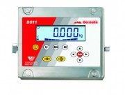 Indicateur de pesage inox - En inox AISI304.
