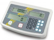 Indicateur de pesage professionnel - Affichage (segments) : 6 chiffres