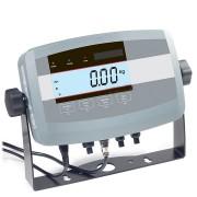 Indicateur de pesée digitale pour balance - 6 unités de pesage