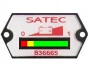 Indicateur niveau batterie  - Indicateur niveau batterie à LED flash