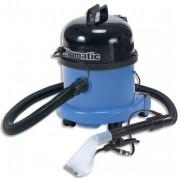 Injecteur extracteur réservoir 6L 1200W avec accessoires techno Twinflow bleu noir 35,5x35,5x50cm - Numatic