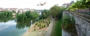 Inspection d'ouvrage d'art par drone - Constatations précises, rapide et économique
