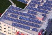 Inspection de fermes solaires par drone - Inspection rapide et économique