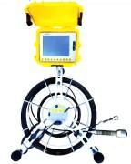 Inspection video canalisation - Unité de commande et pilotage systèmes caméras et chariots