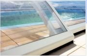 Installation abri piscine - Modèles alliant l'esthétique à la sécurité