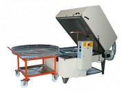 Installation de lavage en milieu aqueux par aspersion - Diamètre cuve de 800 à 1200 mm