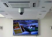 Installation écrans vidéo - Caméras haute sensibilité et des écrans plasma ou LED