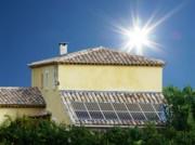 Installation photovoltaïque - Source d'énergie naturelle - Inépuisable et non polluante