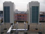 Installation VRV trois tubes - Climatisation et chauffage instantané