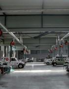 Installations d'aspiration de gaz d'échappement - Enrouleur mécanique ou électrique