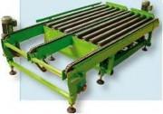 Intégration rouleaux pour renvoi d'angle - Convoyeur à chaines