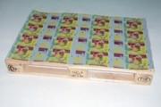 Intercalaires plastifiés pour palette - Dimensions: 1170 x 770 x 1 mm