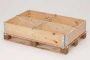 Intercalaires pour rehausses bois - Intercalaire, avec 1 rainure, 30111