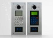 Interphone de porte - Ecran LCD ou LED - Anticorrosion - Etanche
