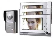 Interphone vidéo d'extérieur - Écran : TFT LCD couleur 7''