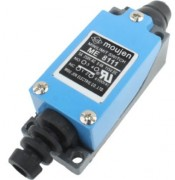 Interrupteur à bouton poussoir auto réinitialisé - Type: piston standard, réarmement automatique