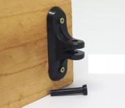 Isolateur de ligne à clouter - A clouter - Conditionnement : Par 50 ou à l'unité