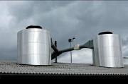 Isolation acoustique cylindrique - En acier galvanisé ou en inox