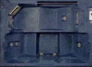 Jacuzzi spa 160 x 220 cm - Ref : STREND MODÈLE PRESTIGE