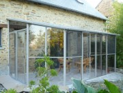 Jardin d'hiver modulable - Modules : 2, 3 5