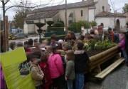 Jardin pédagogique à l'école - Longueur : 4 m ou 2.50 m x largeur 1.50 m