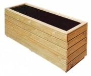 Jardinière bois