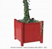 Jardinière bois grand volume - Volume 250 L.