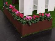 Jardinière en pyramide - En acier galvanisé et verni ou en acier inox